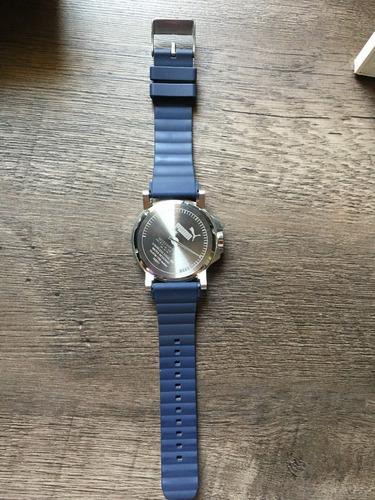 relógio puma azul 96252g0psnu3 original