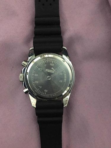relógio puma chronometer