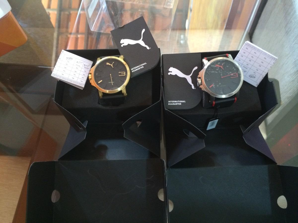 c1a64acd3d1 Relógio Puma Masculino Modelo Pu10294100    frete Gratis    - R  389 ...