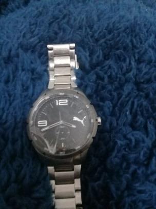 relógio puma original a prova d`agua