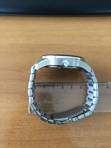 relógio puma pu102982001 tube multifunction