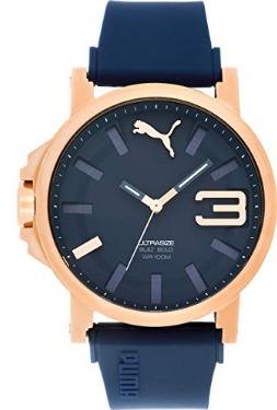 49a99b2d75a Relógio Puma Pu103911009 Ultrasize Azul E Rose Original Usa - R ...