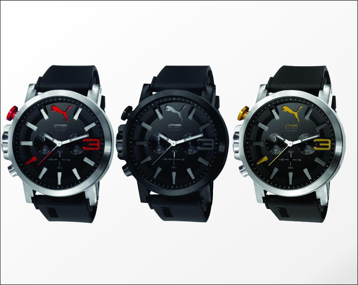 15e33fa86d5 Relógio puma ultrasize built bold original importado eua jpg 1200x956 Relogio  puma