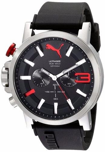 relógio puma ultrasize built bold - original importado eua