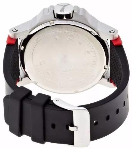 a2a89545ce1 Relógio Puma Ultrasize - Preto   Cinza - Pronta Entrega - R  210