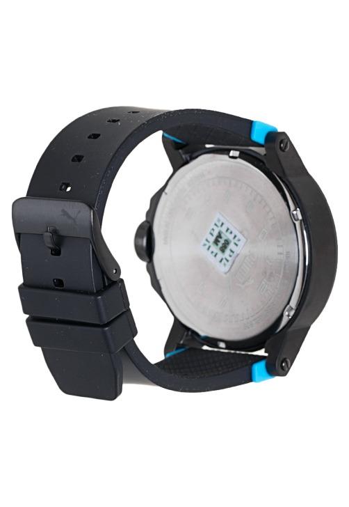 627e97aefc2 Relógio Puma Ultrasize Preto azul Novo - R  389