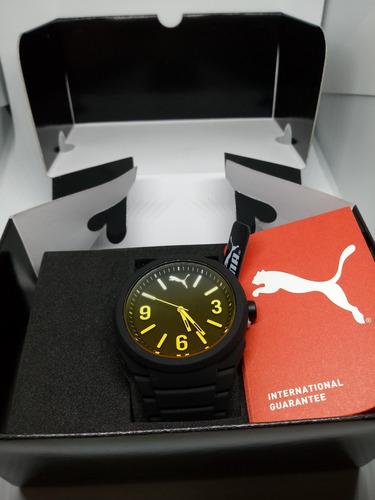 relógio puma unissex