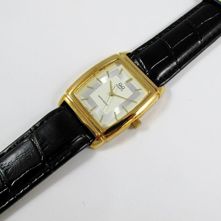 05eacc4f381 Relógio Q   Q Miyota Masculino Pulseira De Couro Q880j101y - R  135 ...