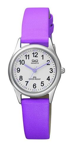 relógio q&q by japan feminino qz09j354y c/ garantia e nf