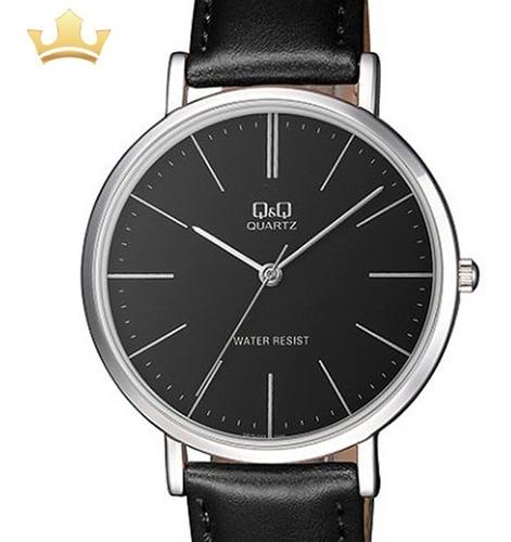 relógio q&q by japan masculino q978j322y c/ garantia e nf