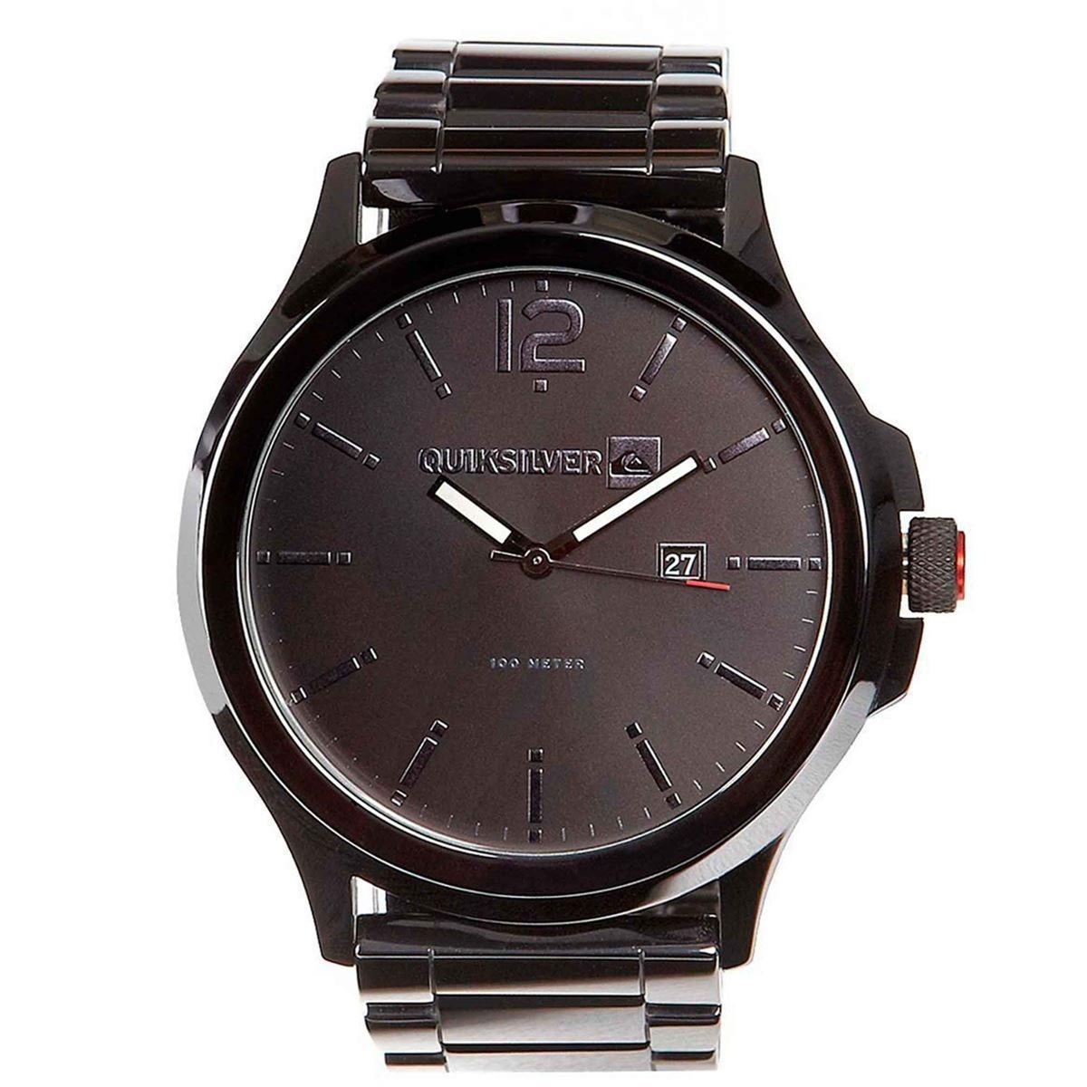 8bc6119459c relógio quiksilver beluka ceramic. Carregando zoom.