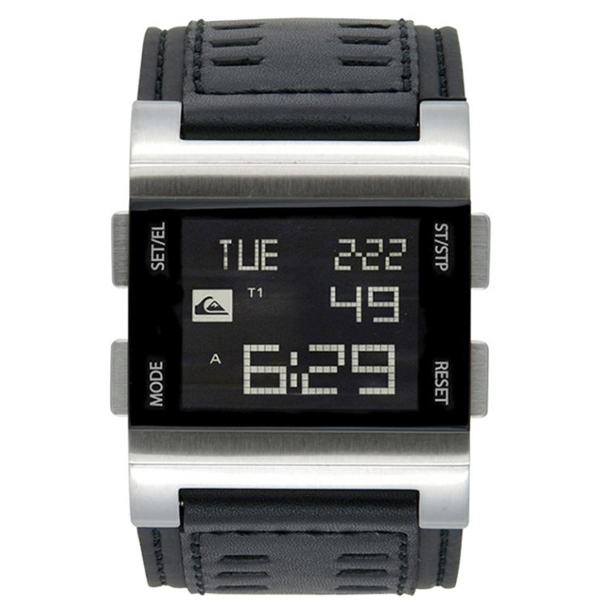 64e54ba756e relógio quiksilver random black. Carregando zoom.