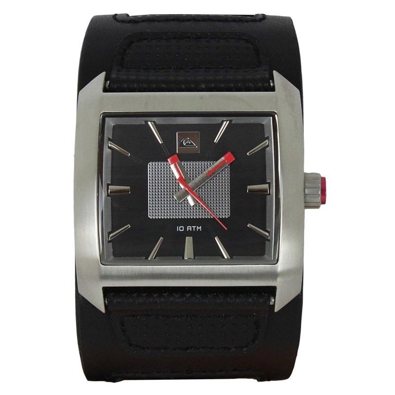 3a3689723dfdc Relógio Quiksilver Sequence Black - R  500,00 em Mercado Livre