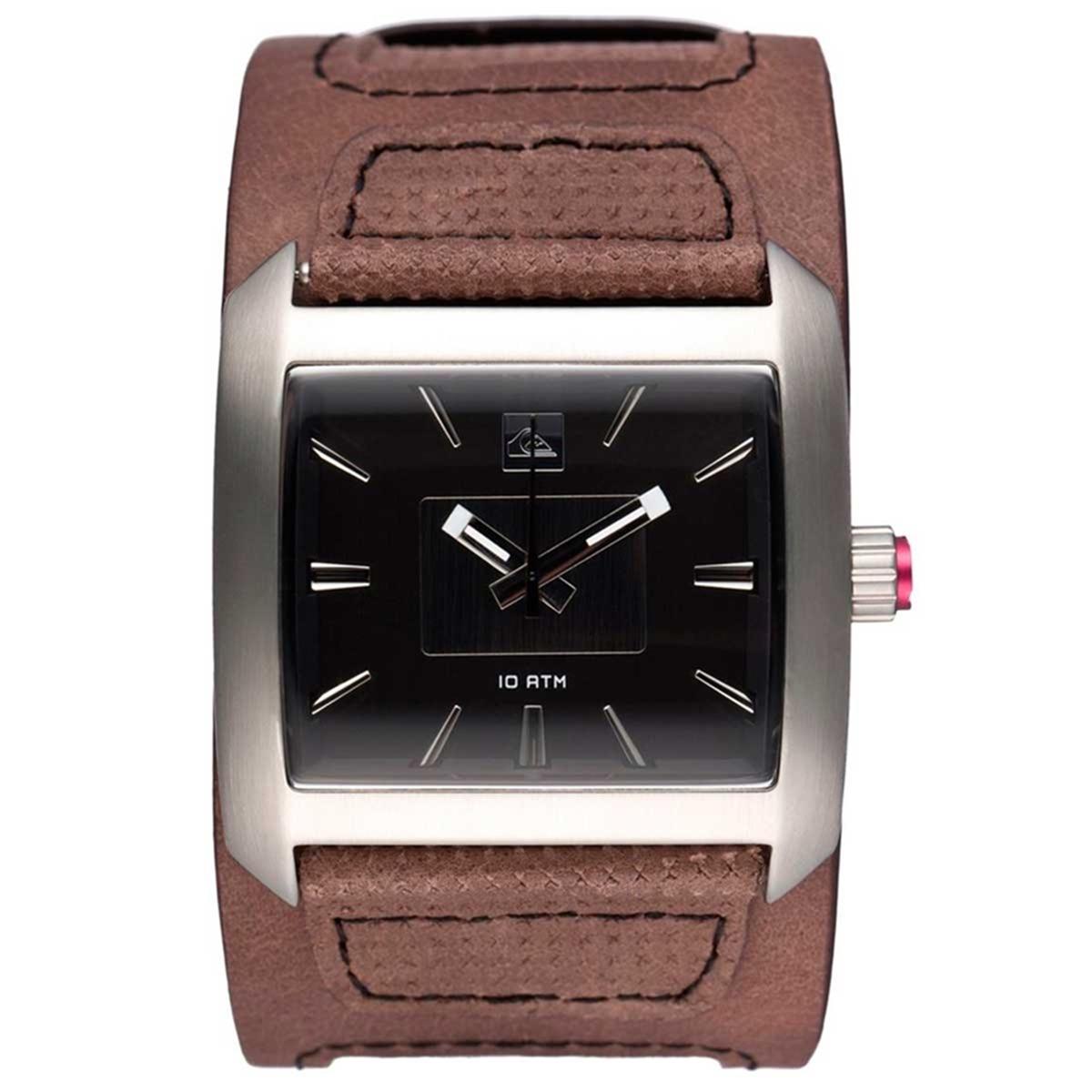 Relógio Quiksilver Sequence Brown - R  490,00 em Mercado Livre de2eec7602
