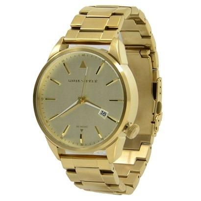 bc10eca493508 Relogio Quiksilver Time Box Metal Gold Original C  Nota Fisc - R  799 ...