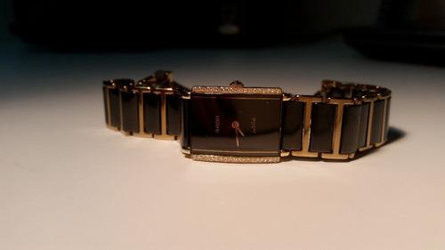 relógio rado diastar jubile 42 diamantes original
