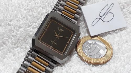 relógio rado - lindo !
