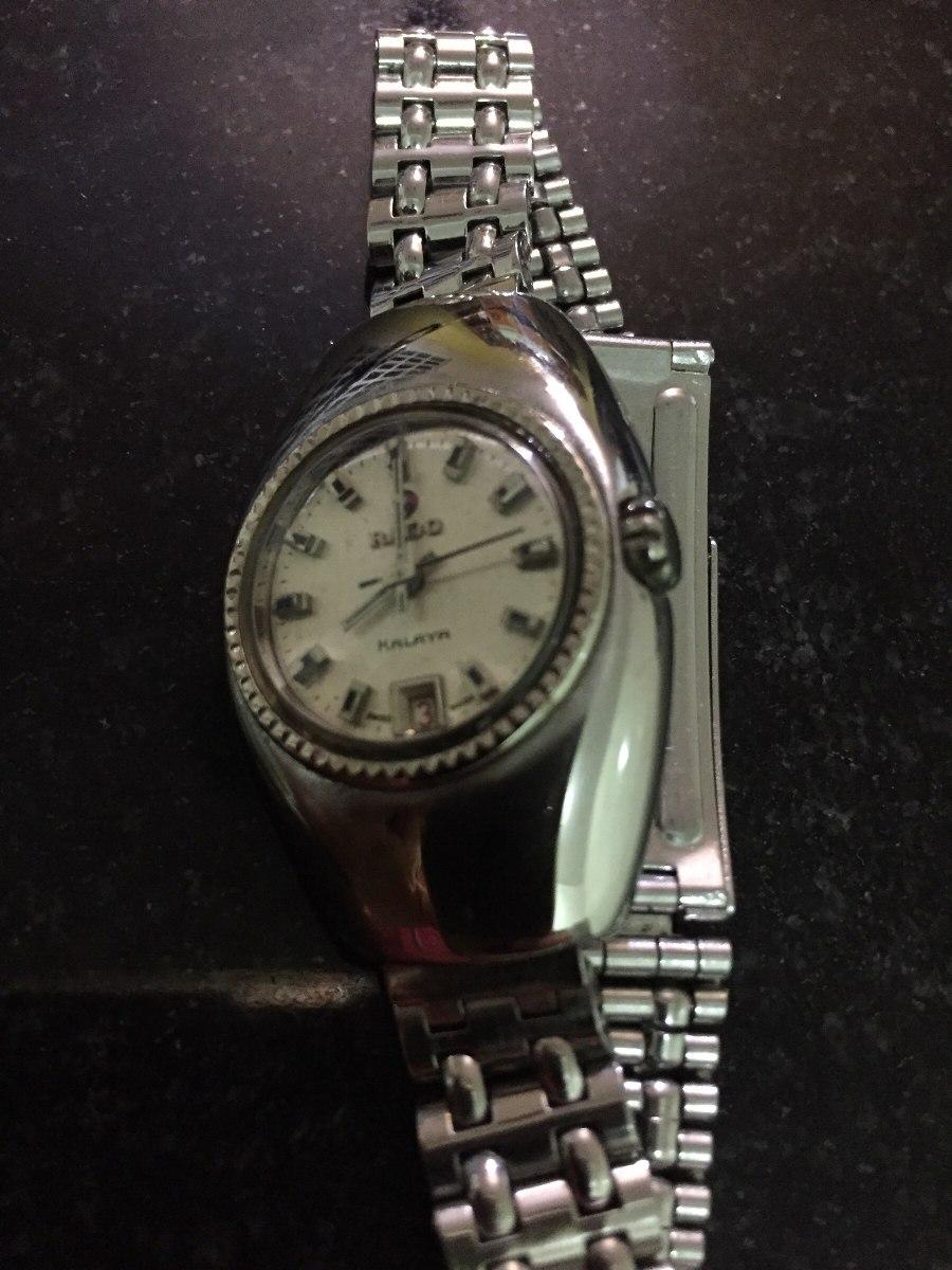 07410eeda58 relógio rado original automático feminino. Carregando zoom.