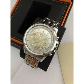Relógio Relic Chronograph Inox