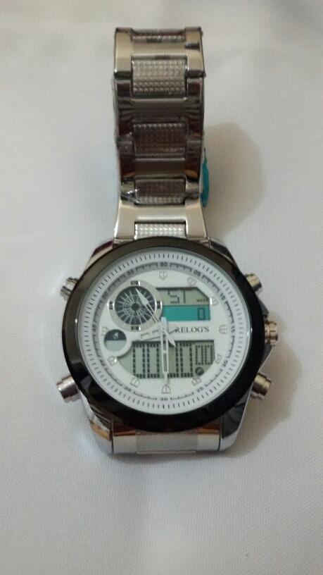 17bf44f9d86 relógio relog s original à prova dagua. Carregando zoom.