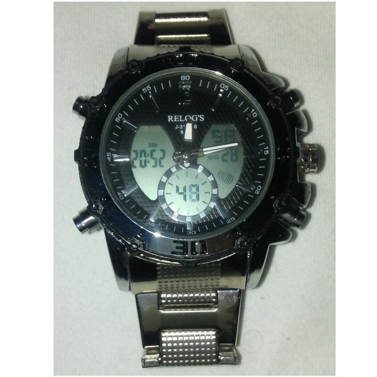6e4f77a8017 relógio relog s prova d água modelo rr8110 - frete grátis. Carregando zoom.