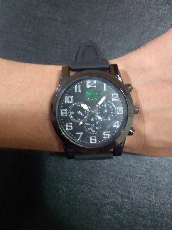 31994640498 Relógio Replica Primeira Linha Pulso - R  39