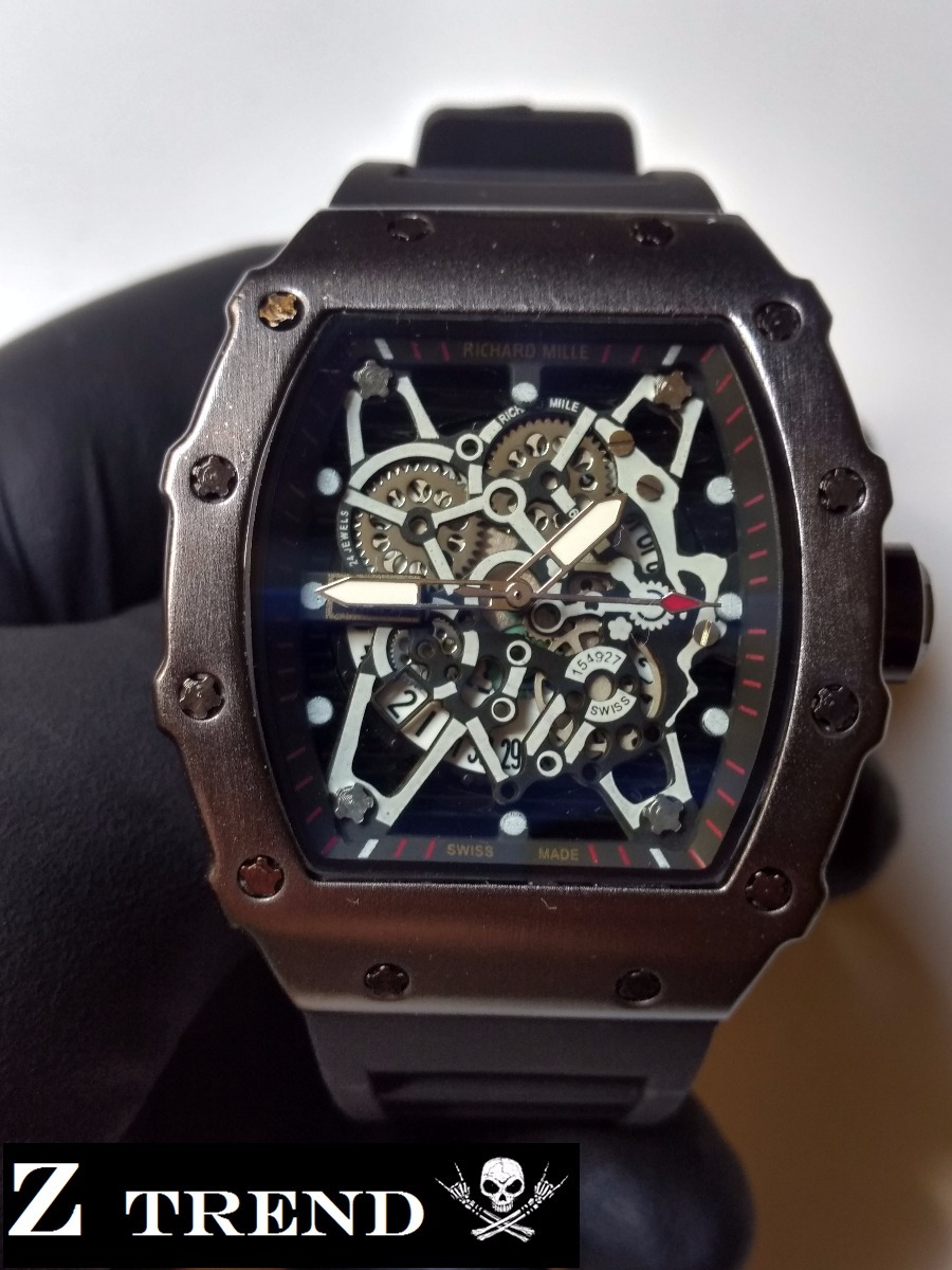 6b4179fbcb1 relógio richard mille rafael nadal ( veja o video ). Carregando zoom.