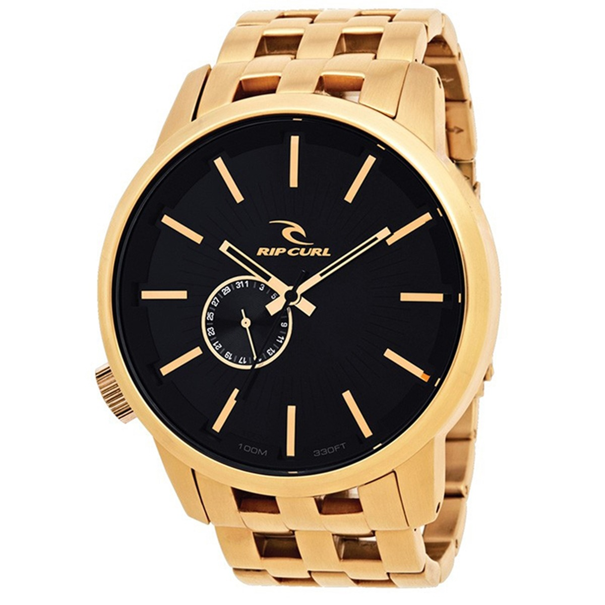 c8230ee82 Relógio Rip Curl Detroit Gold Sss - R  1.599