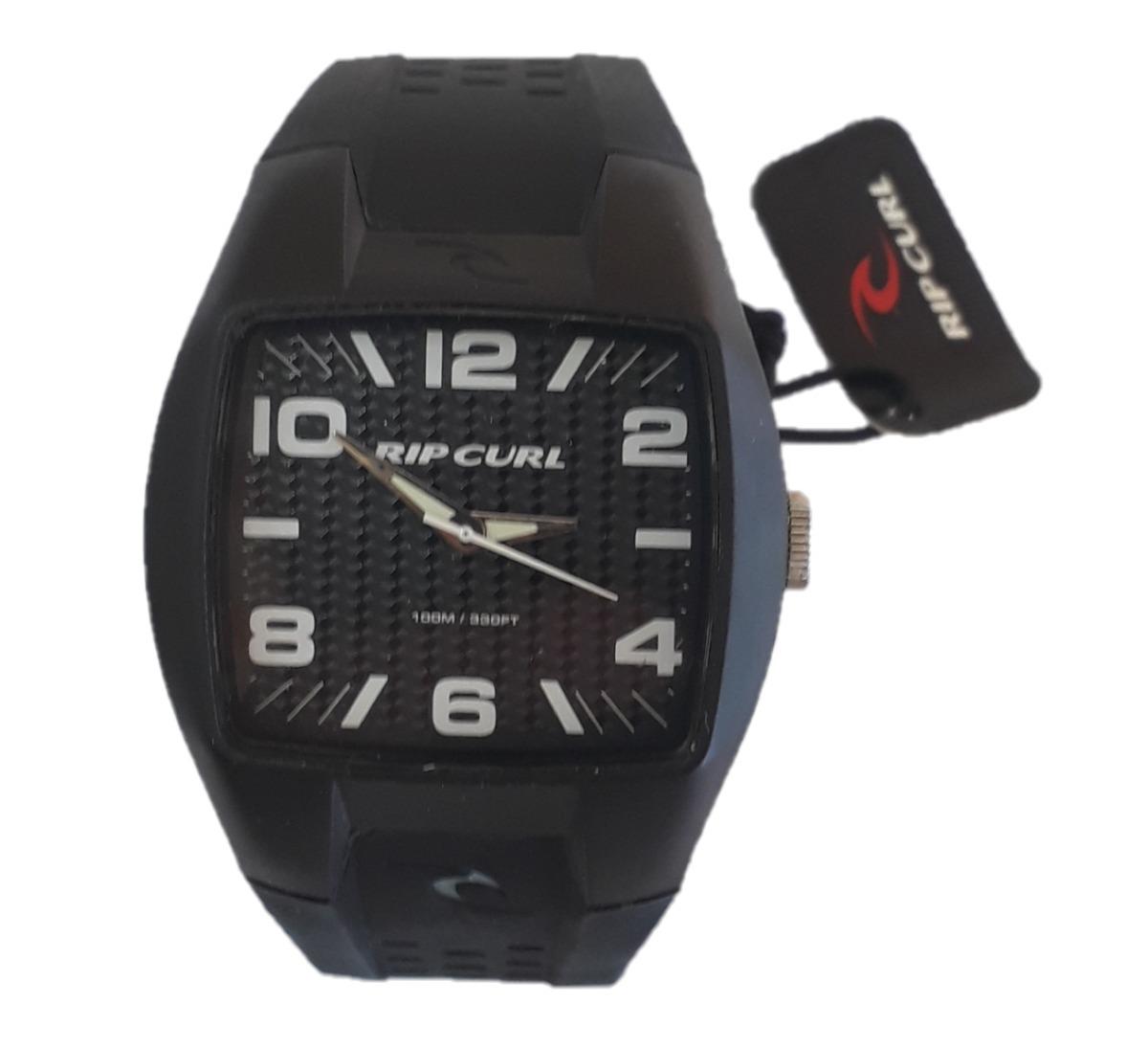 90bbdbcba80 Relógio Rip Curl Pivot Black Preto - R  489