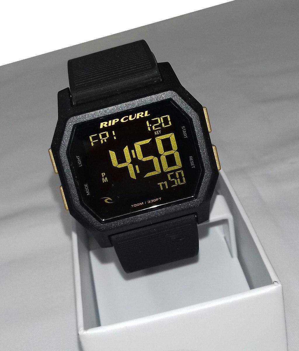 69043c20a27 relógio rip curl atom midngith a2701 silicone preto gold av. Carregando  zoom.