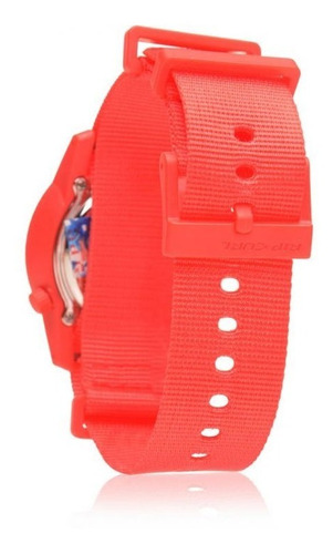 relógio rip curl cambridge abs mens a2569 - red