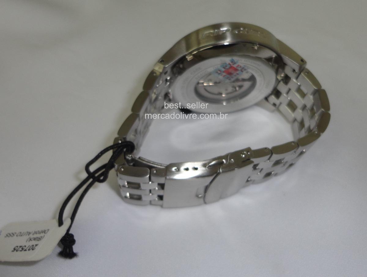 8e965dc28d2 relógio rip curl detroit automatic black preto. Carregando zoom.