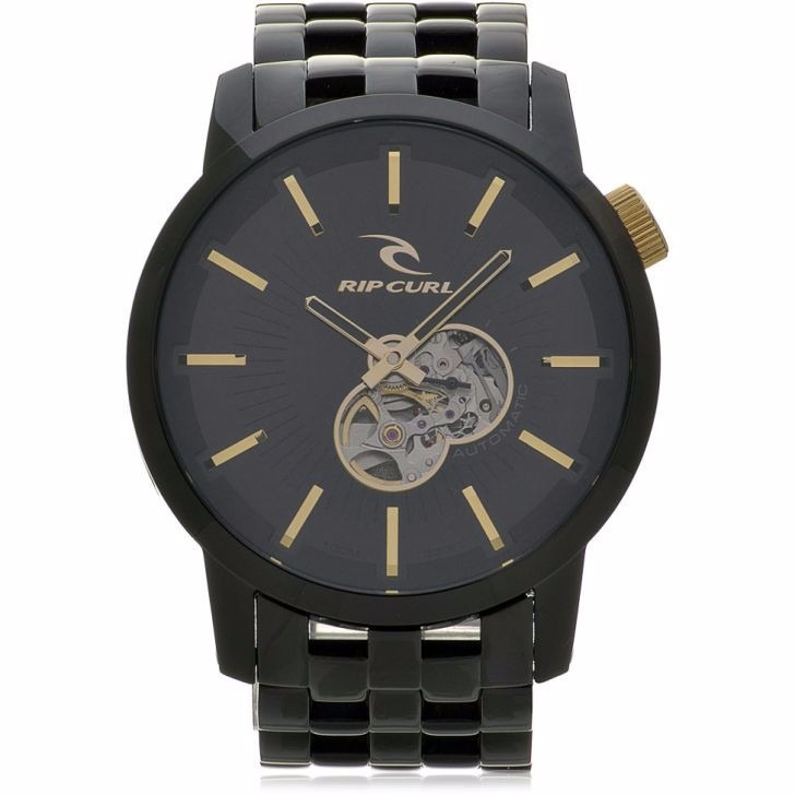 95f241079f1 Relógio Rip Curl Detroit Automático   Novo Na Caixa A2507 - R  1.599 ...
