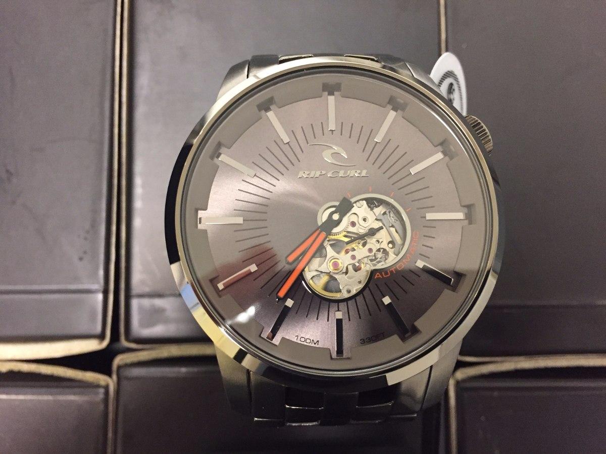 4ed73b3d947 relógio rip curl detroit automático   novo na caixa a2537. Carregando zoom.