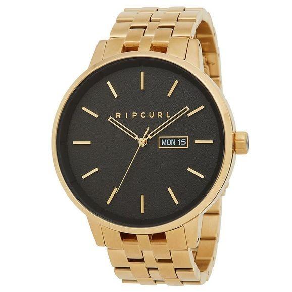 2c5b92a9ec3 Relógio Rip Curl Detroit Gold A3048 146 Dourado Ouro - R  1.379