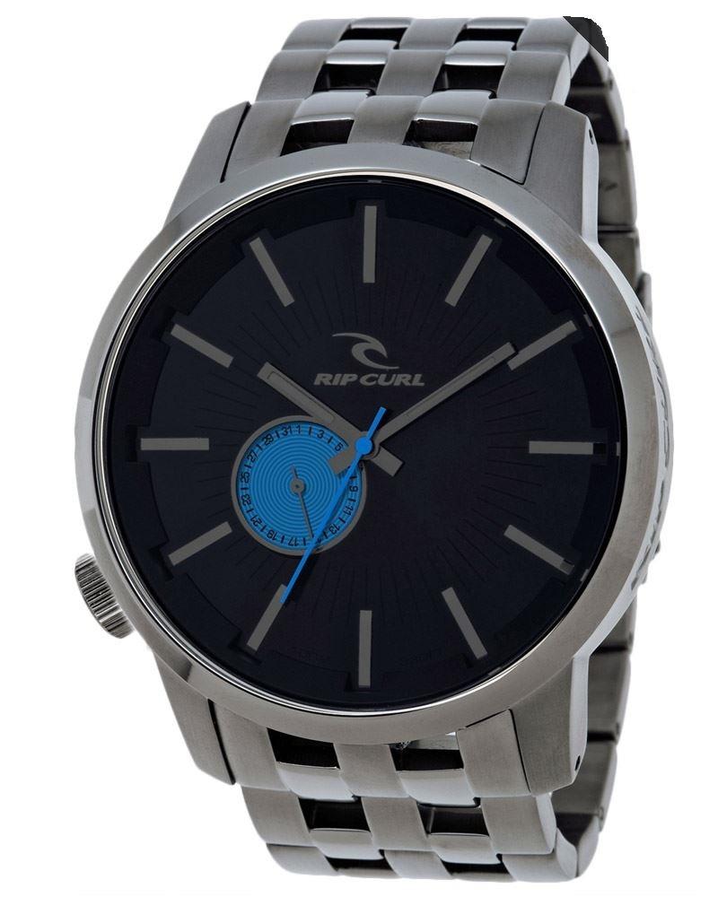 8dc1ddf6c5e relógio rip curl detroit gun blue a2548 azul steel aço a2227. Carregando  zoom.