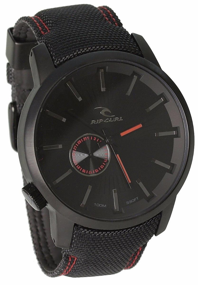 545ecdb8d29 Relógio Rip Curl Detroit Mf Ballistic   Novo Na Caixa - R  900