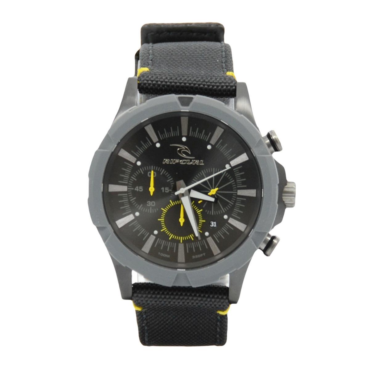 d8cd2904d71 Relógio Rip Curl Maverick Chrono Ballistic Cinza - R  1.399