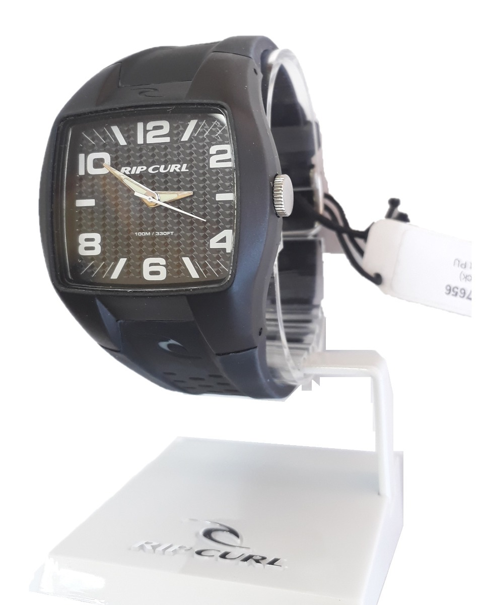 321ec990d68 relógio rip curl pivot black preto. Carregando zoom.