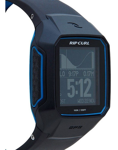 relógio rip curl search gps ii azul