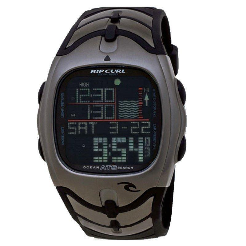 b81f45ee434 relógio rip curl ultimate titanium black. Carregando zoom.