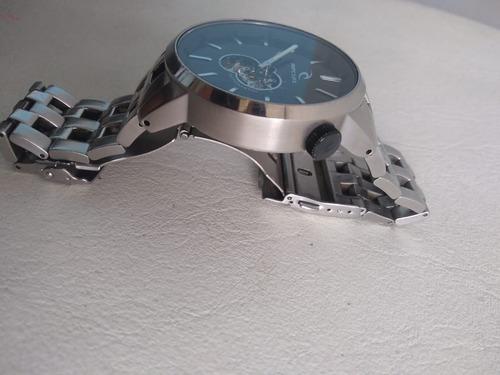 87cfa2e17e8 Relógio Magnum Automatic 21 Jewels Ma33979t. relogio ripcurl detroit  automatic