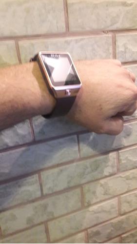relógio riu  smart riu watch r-160 - r160-01  dourado