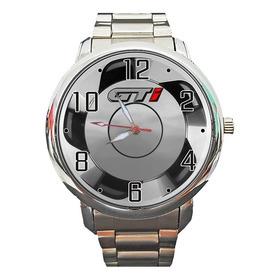 Relógio Roda Orbital Gti Gol Quadrado Gomão Futura Top +vend