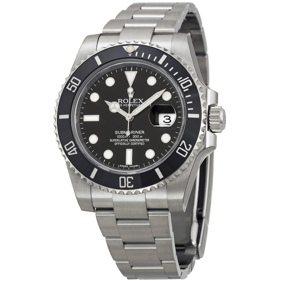 29567286d31 Relogio Rolex 116610ln Submariner Date Black Original - R  35.979