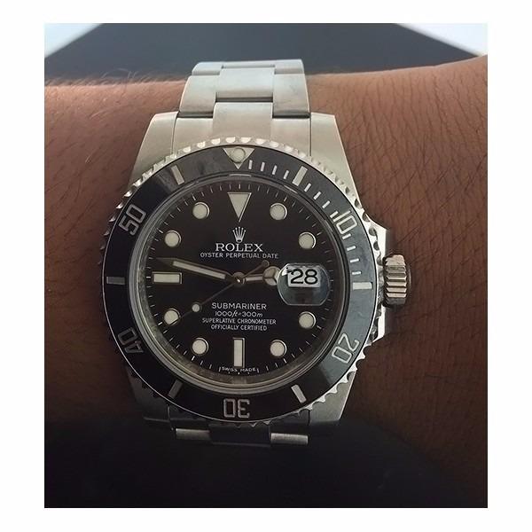 f757c96e604 Relógio Rolex - R  28.000