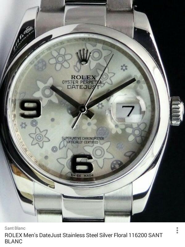 78cb1012d41 relógio rolex. Carregando zoom.