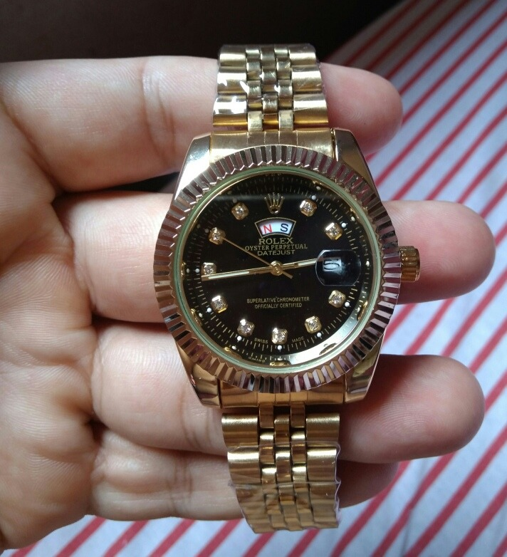 a42729ae183 Relogio Rolex Automatic Feminino - R  120