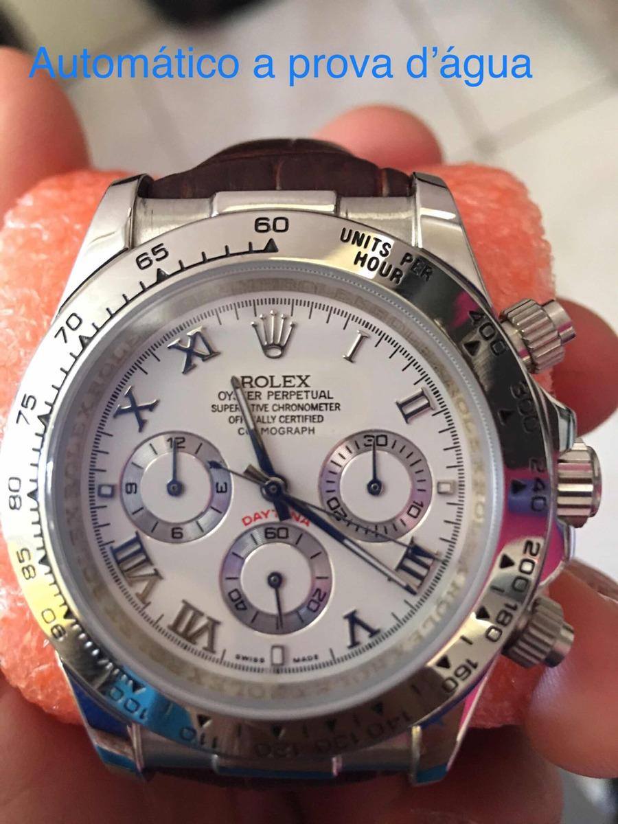 050986ededb Relógio Rolex Automático Daytona - R  300