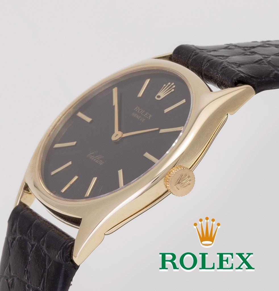 c2c7fa9b490 relógio rolex cellini em ouro 14k. Carregando zoom.